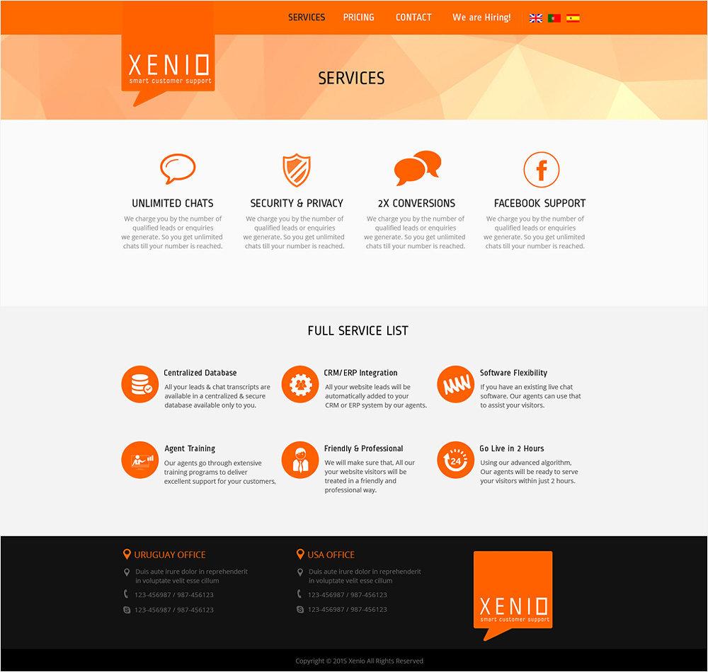 service-xenio